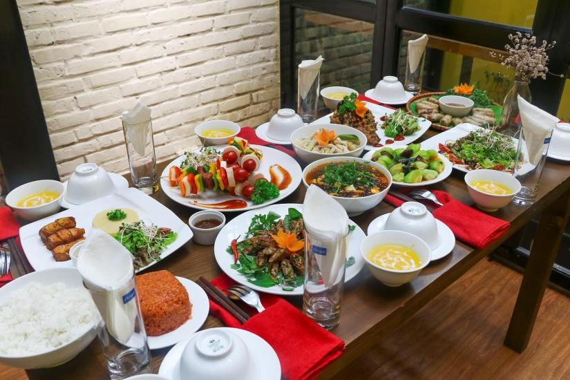 Những tiêu chí cần có của một quán chay ngon tốt ở Hà Nội